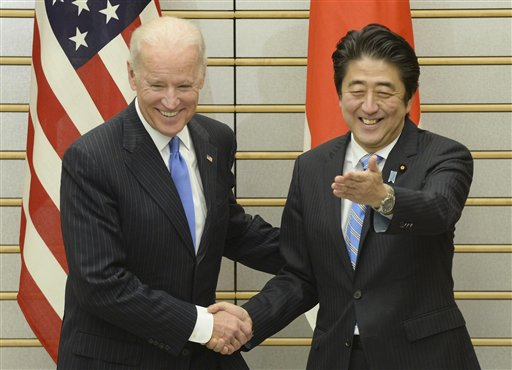 World View: U.S. Fails to Reaffirm Its Mutual Defense Treaty with Japan