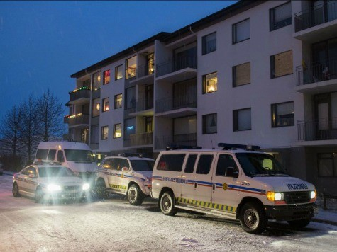 Man 'First Ever' Shot and Killed by Icelandic Police