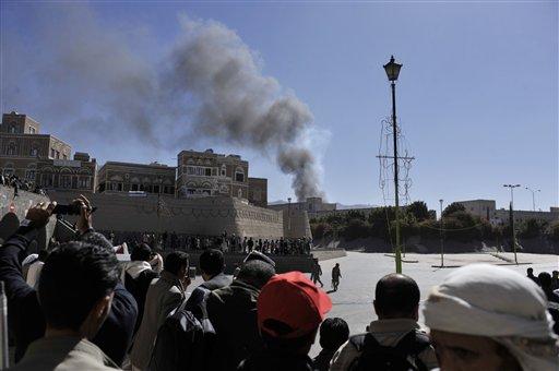 Car Bomb Hits Yemen's Defense Ministry, Killing 2