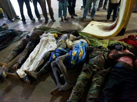 World View: U.S. to Help France in Central African Republic Military Intervention