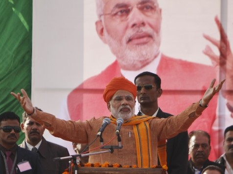 World View: Hindu Nationalist Narendra Modi Gains in India's Election