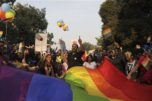 Top Court Says Gay Sex Remains a Crime in India