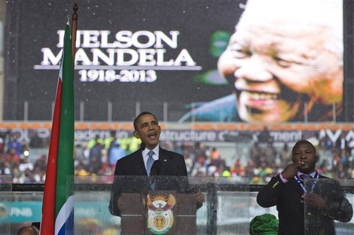 Fake Mandela Interpreter Burned Two People to Death with Mob