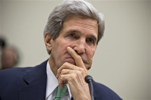 Kerry Back to Mideast to Push Peace Talks