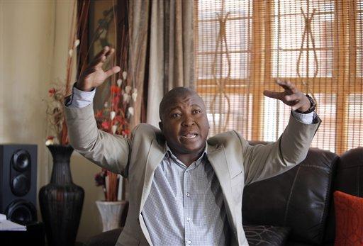 Interpreter for Mandela Event: I Was Hallucinating