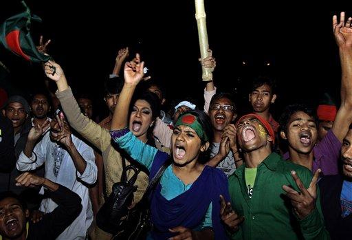 Islamist's Execution in Bangladesh Sparks Violent Protests