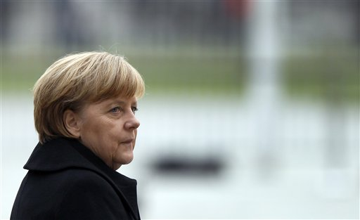 German Party Clears Way for Merkel's 3rd Term
