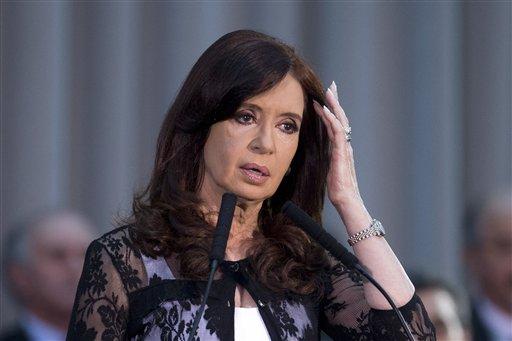 Corruption scandal swirls around Argentine leader