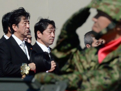 World View: Japan Announces Military Buildup to Counter China