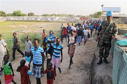 Army Defections as South Sudan Violence Spreads