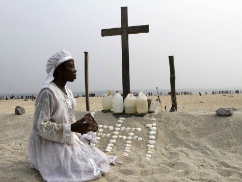 Christianity Booming in Asia and Sub-Saharan Africa