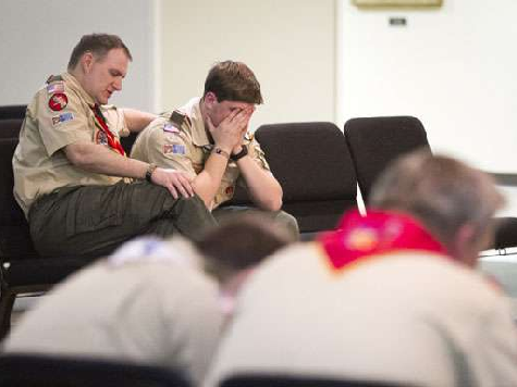 Lockheed Martin Ends Boy Scout Donations over Gay Scout Leaders Ban