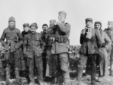 World War I Enemies Laid Down Their Arms for the Christmas Truce of 1914