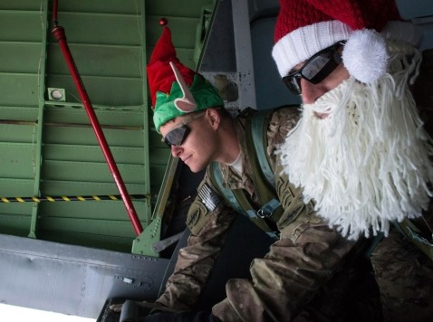 EXCLUSIVE-U.S. Colonel: Christmas in Afghanistan a 'Bittersweet' Affair