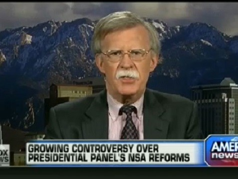 John Bolton: Federal Court's NSA Ruling Sends US on 'Road to Doom'