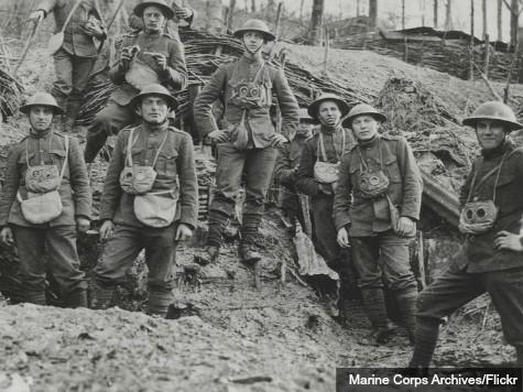 European Nations Clash over World War One Centennial