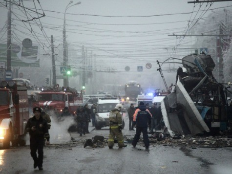 Suicide Bomber Kills at Least 14 on Bus in Russia