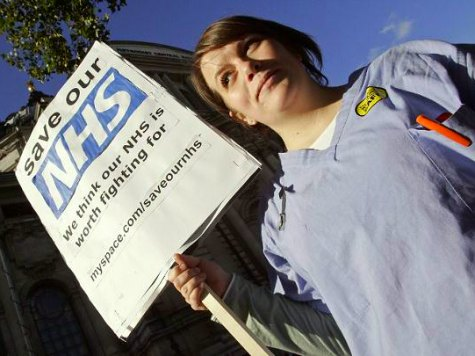 Four Out Of Five NHS Hospitals Found To Be Shockingly Unsafe.