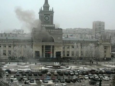 World View: Another Volgograd Explosion Throws Russia's Sochi Olympics into Doubt