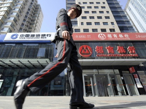 China's Employment Index Falls to Five-Year Low