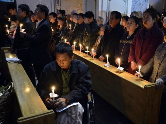 Christian Persecution in China Despite Supposed Religious 'Freedom'