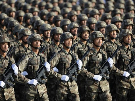 China Military Spending Surges for 2014