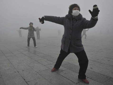 US, China to Share Policy Ideas to Fight Global Warming