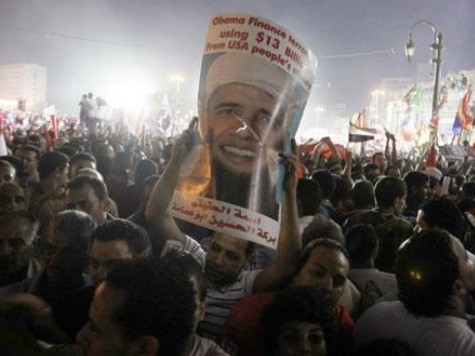 MEMRI Documents Vast Egyptian Anger Toward Obama