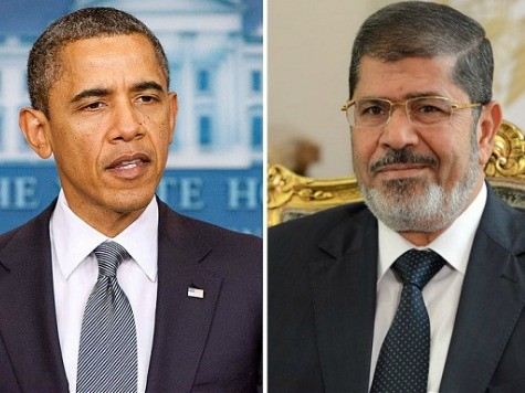 Egyptian Pol: 'Very Strong Perception' Obama Backs Muslim Brotherhood