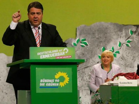 Study: More Rich Than Poor in Germany's Green Party