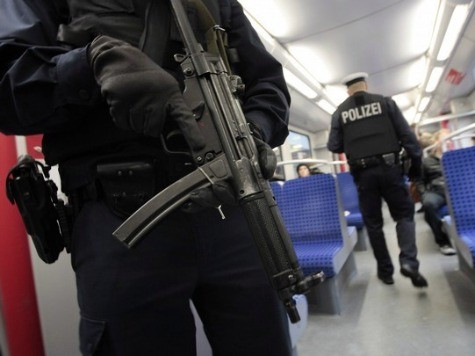 German Security Official Warns of Terror Threat