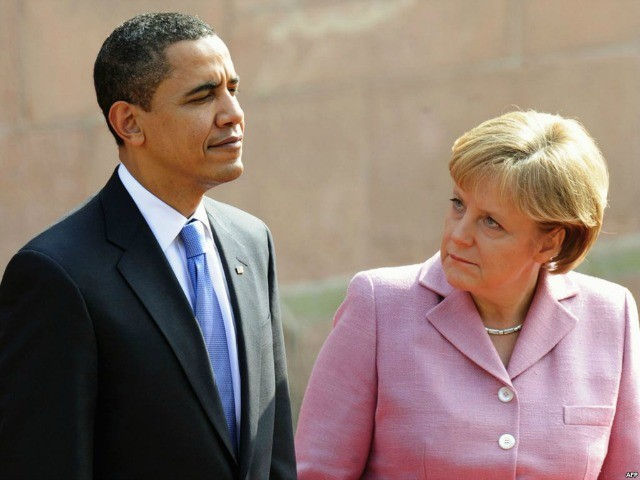 REPORT: US Spied on Merkel's Mobile Phone
