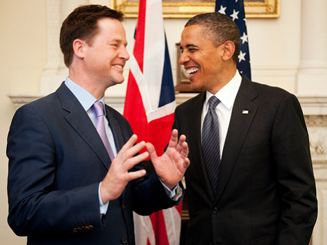 Obama Admin: UK EU Membership in America's 'National Interest'