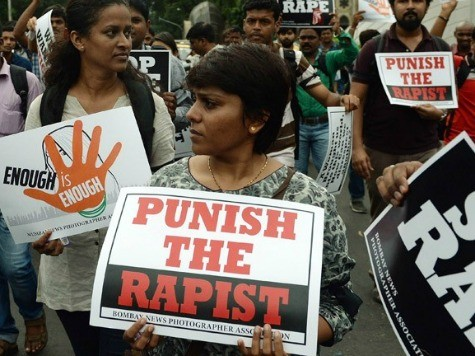 14-Year Old Girl Gang Raped by Four Men in India