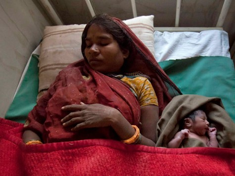 Indian Woman Endures Ten Miscarriages in One Night