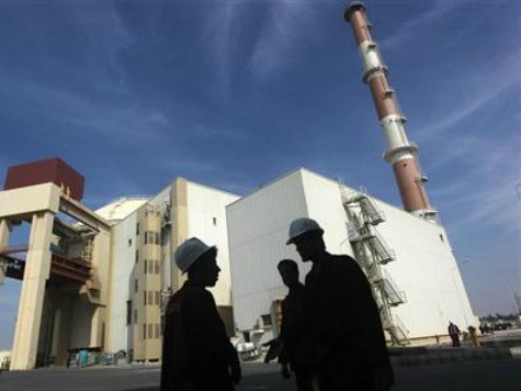 Report: Massive Explosion Reported At Suspected Iran Nuclear Site