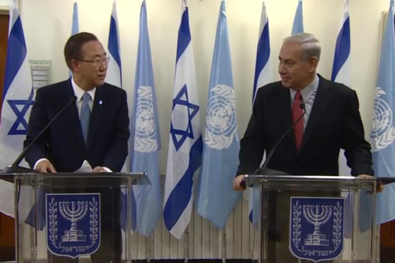 Netanyahu Refers to Breitbart Story on Palestinian Indoctrination