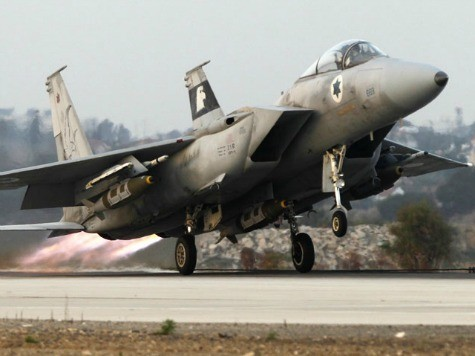 World View: Israeli Warplanes Bomb Syrian Missiles