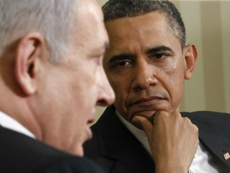 Obama Would Let Middle East Burn to Keep Jews Out of Apartments