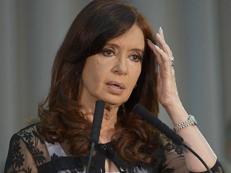 Argentine President: US Could Topple my Government, Kill Me