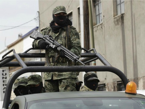 Mexican Troops Kill Zetas Drug Cartel Founder