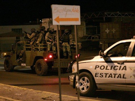 Mexico: 158 Police Detained for Cartel Involvement