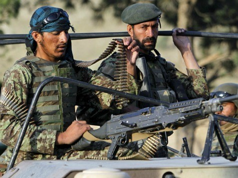 27 Taliban Militants Killed in Afghanistan