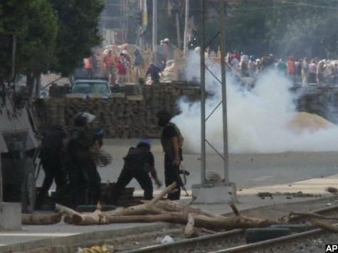 Egypt Cracks Down on Pro-Morsi Protests: 'Everyone Is Shooting'