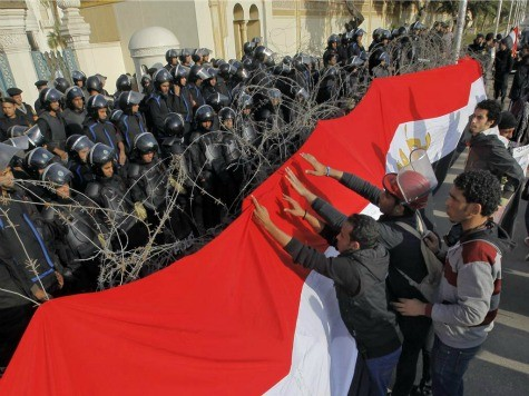 Egyptian General Weighs Options as Unrest Continues Under Morsi