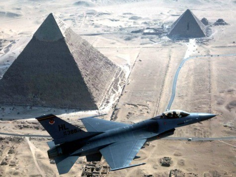 GOP Split on Arms Sales to Egypt