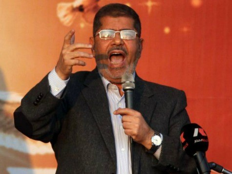 Egypt to Try Morsi for Giving Qatar Security Papers