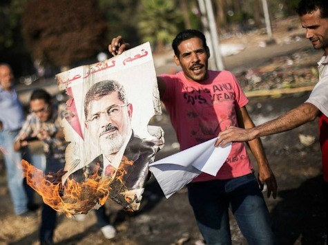 Egypt's Military-Backed Government Considers Ban on Muslim Brotherhood