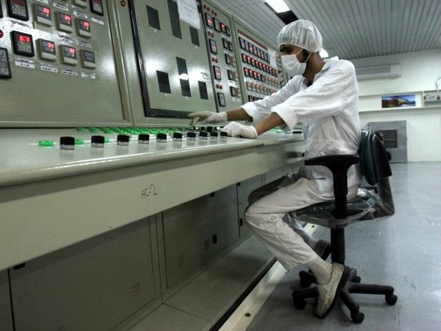 Deal Lets Iran Keep Half of 98%-Enriched Uranium Stockpile