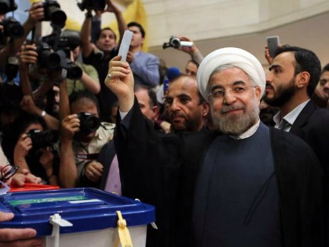 CBS News Compares Iranian Candidates to Tea Party